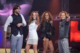 Bisbal, Rosario y Malú repiten como 'coach' de 'La Voz'