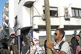 Manifestación contra la Lomce en Eivissa