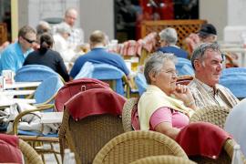 El gasto turístico llega a los 56 millones de euros hasta marzo, un 8,3% más que hace un año