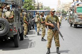 Un nuevo atentado pone el cierre a la campaña electoral en Pakistán