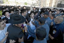 Incidentes en Jerusalén en el primer día del rezo libre de las mujeres