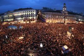 El 15M celebra su segundo aniversario con marchas en una veintena de ciudades