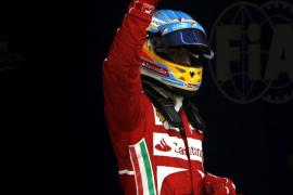 Alonso: «No es ninguna sorpresa, era lo esperado»