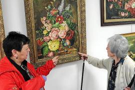 Exposición antológica de Francisca Font.