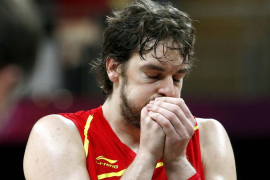 Pau Gasol renuncia al Eurobasket