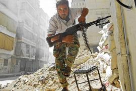 Indignación por el vídeo de un rebelde sirio mordiendo un corazón