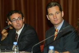 Diego Torres e Iñaki Urdangarin
