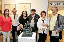 Exposición de esculturas de Jaume Mir en Can Prunera
