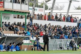 La Hoya Lorca ve «primordial» marcar en Santa Eulària