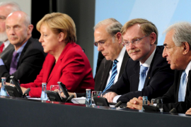 Alemania cifra en 135.000 millones en tres años la ayuda de la UE y el FMI a Grecia