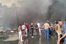 Más de 70 muertos en una ola de atentados contra chiíes en Bagdad