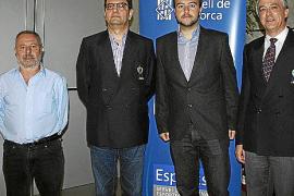 Entrega de premios Esperit Esportiu del Consell de Mallorca.