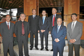 Cena del Colegio de Peritos e Ingenieros Técnicos Industriales de Balears