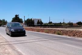 Formentera inicia una campaña de aforos de tráfico en la red viaria