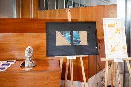 Entrega de los Premios Vuit d'Agost, en imágenes.