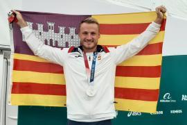 Medalla de plata en K4 500 metros