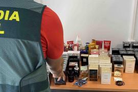 Detenidos por robar artículos de alta perfumería junto a su hijo de 5 años en Mallorca