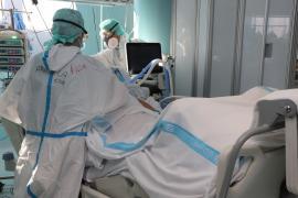 Aumentan los ingresos en las UCI de Baleares por COVID: 8 nuevos pacientes en 24 horas