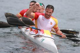 Saúl Craviotto alcanza en el olimpo a David Cal
