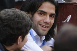 El Mónaco anuncia el fichaje de Falcao por cinco temporadas