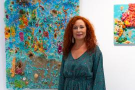 La exposición 'Matèria Onírica' de Marga Guasch, en imágenes.