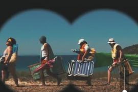 'Platgerus Estiuensis', una campaña del Govern para mantener limpias las playas de Baleares