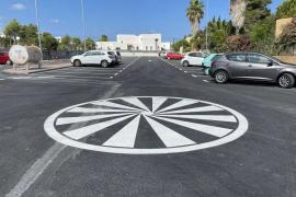 Mejora del parque infantil de Es Cubells y del aparcamiento del carrer Sitges
