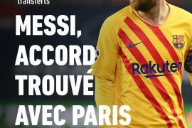 Messi acepta la oferta del PSG