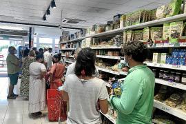 Formentera alcanza el lleno total en el mes de agosto