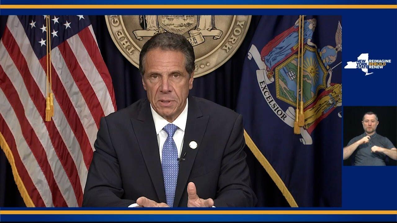 Andrew Cuomo dimite como gobernador de Nueva York tras las acusaciones de acoso