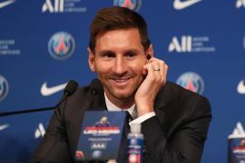 Leo Messi: «Llego al PSG para seguir creciendo y ganando títulos»