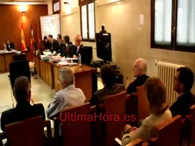 La renuncia de Munar a su abogado provoca que la Fiscalía pida medidas cautelares contra ella