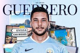 Guerrero, nuevo jugador del Ibiza