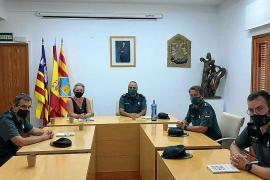Formentera pide a la Guardia Civil más vigilancia en la costa y el parque natural