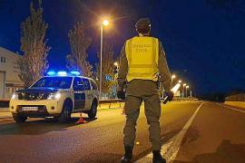 Detenido tras ser sorprendido con más de 20 gramos de 'coca' rosa escondidos en sus pantalones