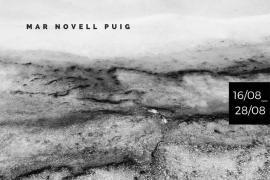Mar Novell inaugura el lunes en la sala Ajuntament Vell la muestra 'Sòl de Formentera»