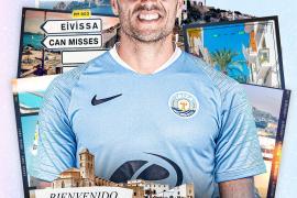 Cristian Herrera, nuevo jugador del Ibiza