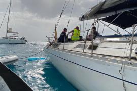 Formentera denuncia a nueve embarcaciones por transporte de viajeros