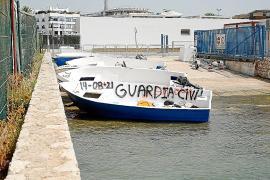 Once pateras con más de 170 inmigrantes llegan a Baleares este fin de semana