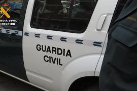 La Guardia Civil detiene a un hombre de 49 años en Sant Antoni por tráfico de drogas