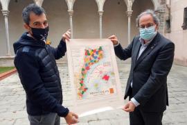 Balears paga sa festa catalanista