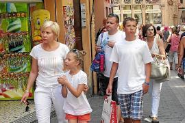 El verano que Mallorca se quedó sin turistas rusos