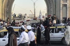 Los talibán anuncian que han tomado Afganistán