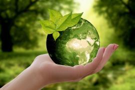 La tierra más verde