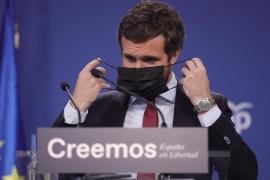 Casado pide la comparecencia en el Congreso de Sánchez para explicar el «repliegue» de España en Afganistán