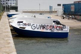 En cuarentena los integrantes de una de las pateras que llegó a Formentera el sábado