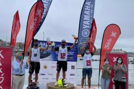 Palau y Prats lideran la tabla nacional