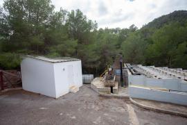 El Consell de Ibiza da vía libre a la construcción de la nueva depuradora de Portinatx