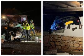 Fallece un joven de 21 años tras sufrir un accidente de coche en Formentera