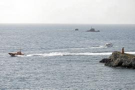 Recibe el alta y declara el superviviente del accidente marítimo en la entrada del puerto de Ibiza